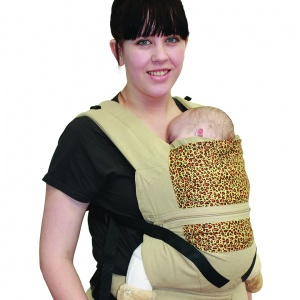 A baby carrier is born – from Puku Pouch to Pouch Pack …