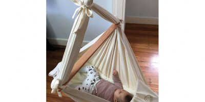 Celebrating 25 Years of Making Baby Hammocks